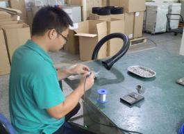 手工焊工作图